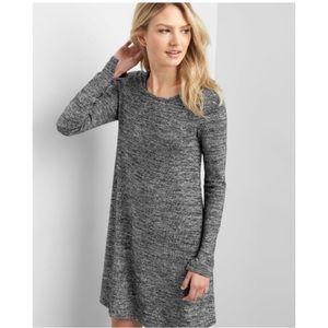 NEW Gap Glittery Sweater Dress Medium Tall